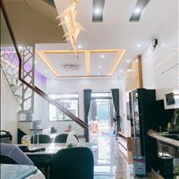 Bán nhà 3 tầng 5x20m đảo Vip 1 3PN mới đẹp Ngô Huy Diễn 7m5 lề 4m sau Nguyễn Phước Lan cầu Hòa Xuân