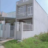 Bán nhà khu dân cư mới Bình Chánh 1 trệt 1 lầu đường nhựa trước nhà 5m (sổ hồng riêng)