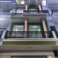 Nhà Bình Tân đối diện Green Town - đúc 4 tấm, sân thượng đường 10m