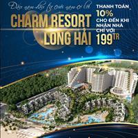 Chỉ cần 199tr sở hữu ngay căn hộ resort 5* giữa lòng Long Hải, chính sách bán hàng ưu đãi
