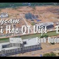 bán gấp 2 căn nhà 300m2 quay mặt tiền 18m + 8 p trọ cho thuê tại khu hành chính mới _ bd