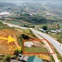Bán lô đất Sapa 340m2 mặt tiền 20m sổ đỏ chính chủ