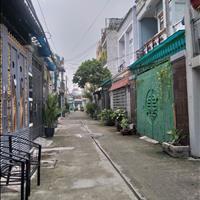 Nhà lầu ở Nguyễn Văn Quá cần bán gấp 1,7 tỷ gần nhà hàng Đông Phương, Quận 12, 4x13m, sổ riêng