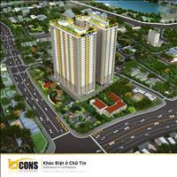 Bán căn hộ chung cư Bcons Plaza Dĩ An - Bình Dương giá 1.56 tỷ