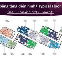 Bán gấp 3 phòng ngủ khu Diamond Alnata view đại lộ, loại 117m2 giá 5.9 tỷ, ký hợp đồng 10%