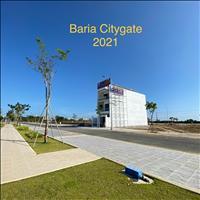 Bán nền Bà Rịa City Gate giá 1.89 tỷ nền LK5, 6 x 20m