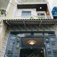 Bán gấp nhà mới 1 trệt 2 lầu 3 phòng ngủ hẻm 6m ngã 3 đường Tên Lửa Quận Bình Tân