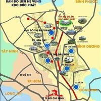 Bán đất nền dự án quận Bàu Bàng - Bình Dương giá 900.00 triệu