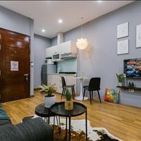 Cho thuê căn hộ Bắc Âu quận Hoàn Kiếm -Thang máy, bồn tắm