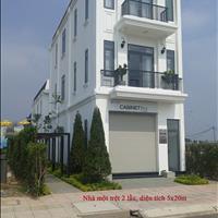 Bán nhà mặt tiền chợ Hưng Long, giá 3,5 tỷ, cho thuê 15 triệu/tháng