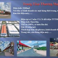 Bán đất nền dự án khu dân Thạnh Phú - Bến Tre giá thỏa thuận