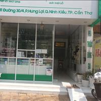 Bán nhà 1 trệt 1 lầu mặt tiền đường 30/4 đoạn gần Trần Hoàng Na, diện tích 5 x 22m, giá tốt