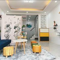 Nhà đẹp mới xây 1 trệt 1 lầu 2 phòng ngủ 2WC, 40m2 (4 x 10) hẻm xe hơi Phạm Phú Thứ Phường 4 Quận 6
