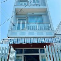 Quận 8, Phú Định, 72m2, nhà 4 tầng, 5,5 tỷ, bị ngộp ngân hàng