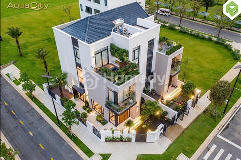 Sở hữu biệt thự AQua City Thật dễ dàng, gía gốc CDT, ưu đãi hấp dẫn, thanh toán nhẹ nhàng