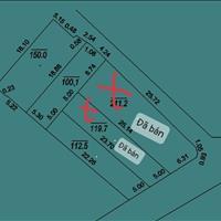 Chính chủ cần bán đất nền 669m2 (có tách lô) tại Sóc Sơn Hà Nội, pháp lý đầy đủ, giá thỏa thuận