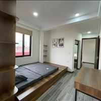 Chính chủ cho thuê căn hộ studio đủ đồ ở Lạc Long Quân, Tây Hồ 4 triệu