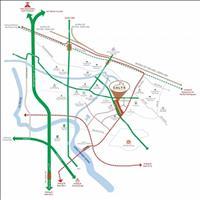 Bán đất nền dự án quận Đông Anh - Hà Nội giá 55.00 triệu/m2