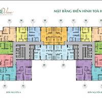 Chủ nhà bán gấp căn hộ chung cư Eco Lake View, căn 12 - 06 HH3, 2PN, 56m2, giá 1.65 tỷ