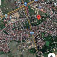 Bán đất phường Hội Hợp Vĩnh Yên - Vĩnh Phúc giá thỏa thuận
