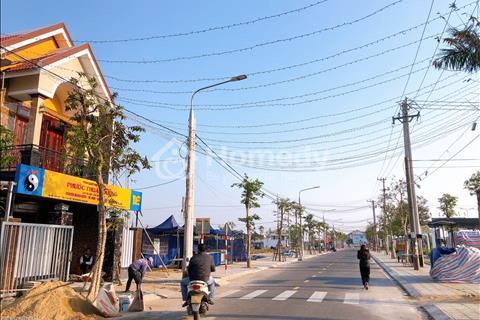 Ra nhanh lô đất phía Nam Đà Nẵng - thông Biển - tiện Kinh doanh - Cho thuê - giá sụp hầm