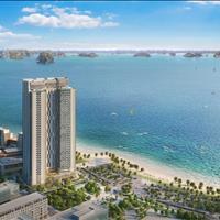 Bán căn hộ mặt biển view trực diện Vịnh Hạ Long, sổ hữu lâu dài, full nội thất 5 sao