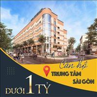 Căn hộ 900tr giữa trung tâm Sài Gòn, giá rẻ liên hệ