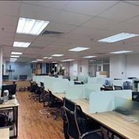 Cho thuê văn phòng ngã tư Hàm Nghi - Nguyễn Cơ Thạch 150m giá chỉ 27 triệu/tháng