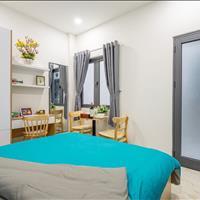 Căn hộ cao cấp mới xây trung tâm Quận 3 - Full nội thất, mặt tiền đường, thoáng mát an ninh