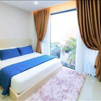 Cho thuê căn góc mặt tiền- ban công 35m2 full nội thất gần Vincom Quang Trung - khuyến mãi giá rẻ