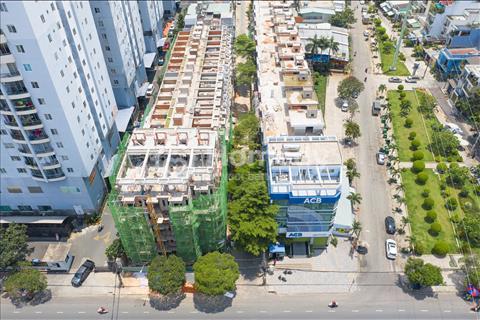 Mở Bán Khu Nhà Phố Thương Mại và Biệt Thự Cao Cấp Mặt Tiền Trung Tâm Quận Tân Phú, TP HCM.