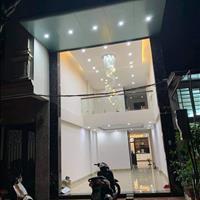 Bán tòa văn phòng 8 tầng Trần Quang Diệu 80m2 ô tô tránh 18 tỷ