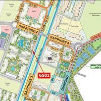 Bán căn 2PN2VS giá 2.266 tỷ Vinhomes Smart City Tây Mỗ, ký mới CĐT