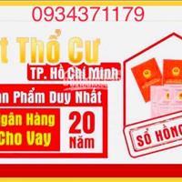 Ngân hàng quốc tế VIB (hỗ trợ) thanh lý nợ xấu 6 nền đất khu vực gần Aeon Mall Bình Tân, sổ riêng