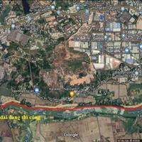 150m2 đất mặt tiền trục chính Cầu Đỏ Túy Loan, song song Tuyến Thăng Long nối dài, thông về Cẩm Lệ