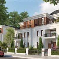 Bán biệt thự Vinhomes Grand Park Quận 9, nhà thô, 230m2 đất, 2 mặt tiền