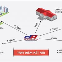 Bán 2 lô dự án hot MB80 KĐT Quảng Tân, TX Quảng Xương, TP Thanh Hóa, giá đầu tư, đã có sổ