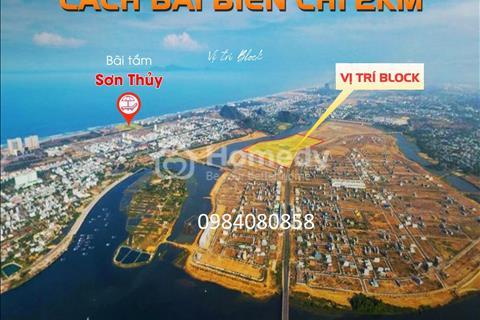 Đất NAm Hòa Xuân, vị trí huyết mạch ,sát biển liền kề trung tân thành phố,