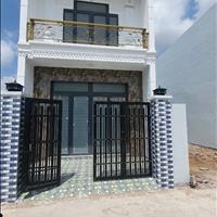 Bán nhà khu dân cư mới Bình Chánh _ DT 100m2  Sổ Hồng Riêng Ngân Hàng Hỗ Trợ Vay 70%