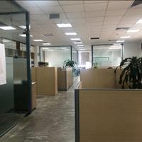 Ban quản lý tòa nhà Golden Field setup sẵn nội thất cơ bản cho thuê văn phòng 70m đến 200m