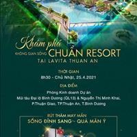 Sở hữu ngay căn hộ cao cấp  - Lavita Thuận An - Giá chỉ 32tr/m2 - Giữ chỗ chỉ 50 tr/căn