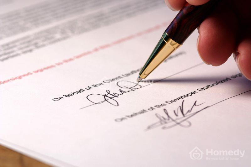 Hợp đồng thuê nhà giúp đảm bảo trách nhiệm, nghĩa vụ và quyền hạn đôi bên