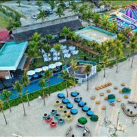 Nhà phố 4 tầng view phố đi bộ đối lưng sân golf có bãi biển riêng an cư đầu tư cực tốt.
