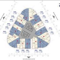 Chính chủ cần bán căn hộ chung cư Vinaconex B VC2 Golden Heart, căn 2015, 97.7m2, 2,35 tỷ