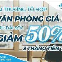 Cho thuê văn phòng quận Hải Châu - Giảm 50% giá thuê 3 tháng đầu (cho khách thuê trước 31/5)