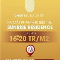 Ra mắt phân khu biệt thự Sun Flower tại dự án Sunrise Residence Quảng Phú Thanh Hóa chỉ từ 16tr/m2