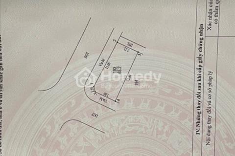 Chính chủ bán đất 65m2 Mổ Tân - Gò Mèo, Đan Phượng, Hà Nội