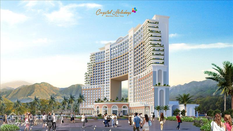 Dự án Crystal Holidays Marina Phú Yên - ảnh giới thiệu
