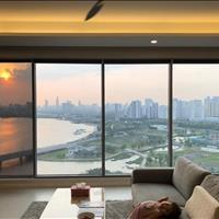 Bán căn hộ view Sông Sài Gòn Đảo Kim Cương Quận 2 - đầy đủ nội thất - view thoáng trực diện Bitexco