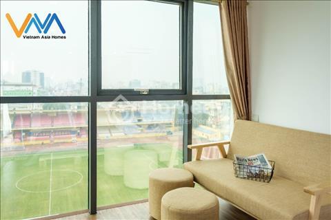 Căn hộ khách sạn Vnahomes 29 ngõ Hàng Cháo view trực diện sân vận động Hàng Đẫy